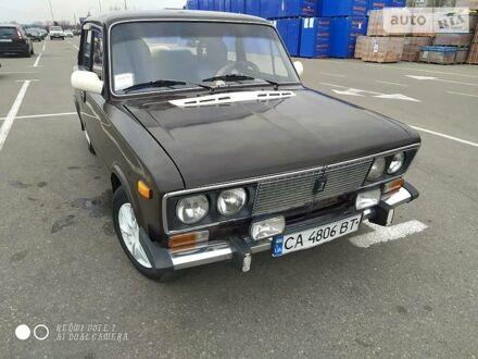 Коричневый ВАЗ 2106, объемом двигателя 1.3 л и пробегом 96 тыс. км за 1200 $, фото 1 на Automoto.ua