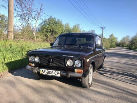 Коричневый ВАЗ 2106, объемом двигателя 1.5 л и пробегом 100 тыс. км за 901 $, фото 1 на Automoto.ua
