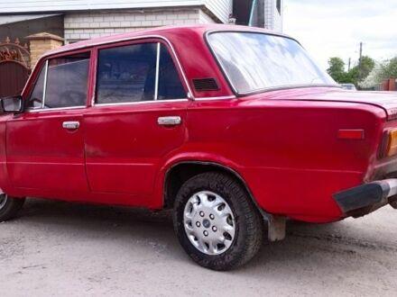 Красный ВАЗ 2106, объемом двигателя 1.3 л и пробегом 40 тыс. км за 650 $, фото 1 на Automoto.ua