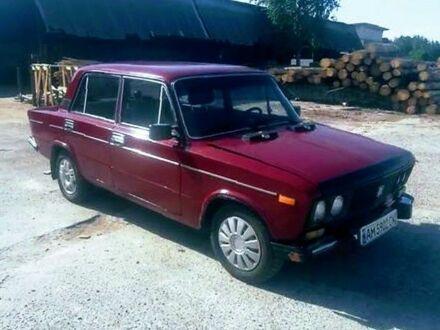 Красный ВАЗ 2106, объемом двигателя 1.3 л и пробегом 20 тыс. км за 1300 $, фото 1 на Automoto.ua