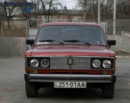 Червоний ВАЗ 2106, об'ємом двигуна 1.5 л та пробігом 50 тис. км за 2500 $, фото 1 на Automoto.ua