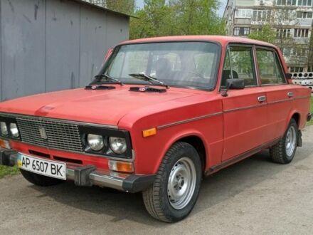 Красный ВАЗ 2106, объемом двигателя 1.3 л и пробегом 110 тыс. км за 1079 $, фото 1 на Automoto.ua