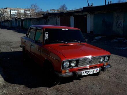 Красный ВАЗ 2106, объемом двигателя 1.3 л и пробегом 100 тыс. км за 1400 $, фото 1 на Automoto.ua