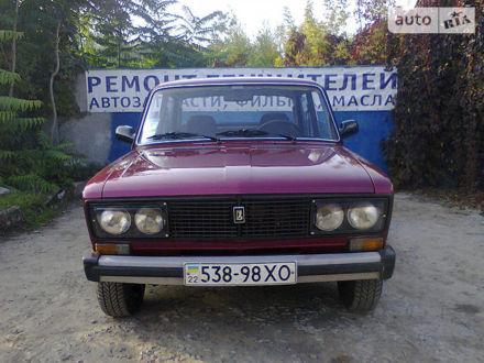 Красный ВАЗ 2106, объемом двигателя 1.5 л и пробегом 54 тыс. км за 2000 $, фото 1 на Automoto.ua