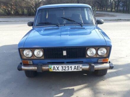 Синий ВАЗ 2106, объемом двигателя 1.6 л и пробегом 100 тыс. км за 643 $, фото 1 на Automoto.ua