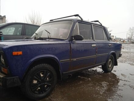 Синій ВАЗ 2106, об'ємом двигуна 1.6 л та пробігом 56 тис. км за 700 $, фото 1 на Automoto.ua