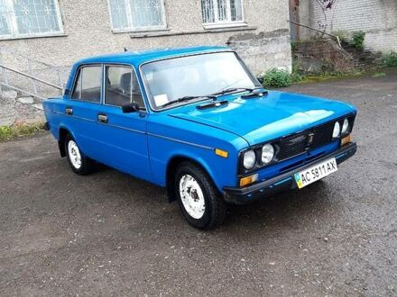 Синій ВАЗ 2106, об'ємом двигуна 1.3 л та пробігом 220 тис. км за 850 $, фото 1 на Automoto.ua