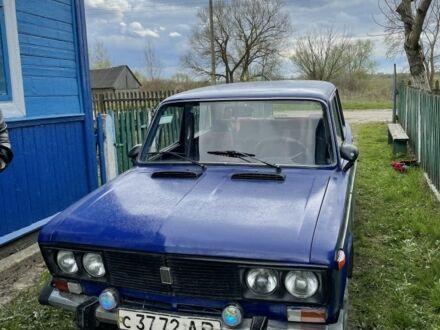 Синий ВАЗ 2106, объемом двигателя 1.3 л и пробегом 1 тыс. км за 800 $, фото 1 на Automoto.ua