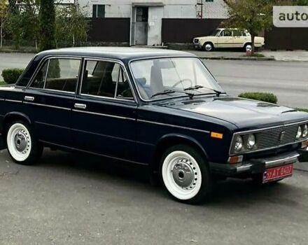 Синий ВАЗ 2106, объемом двигателя 1.3 л и пробегом 97 тыс. км за 3500 $, фото 1 на Automoto.ua