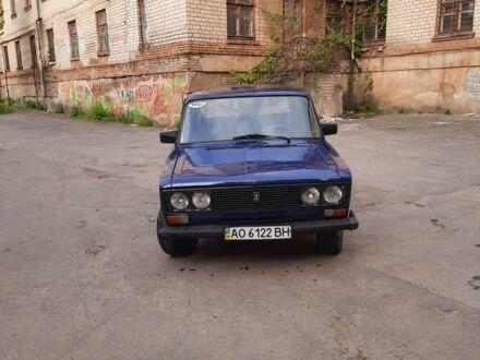 Синий ВАЗ 2106, объемом двигателя 1.6 л и пробегом 18 тыс. км за 602 $, фото 1 на Automoto.ua