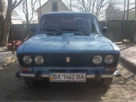 Синий ВАЗ 2106, объемом двигателя 1.3 л и пробегом 100 тыс. км за 1080 $, фото 1 на Automoto.ua