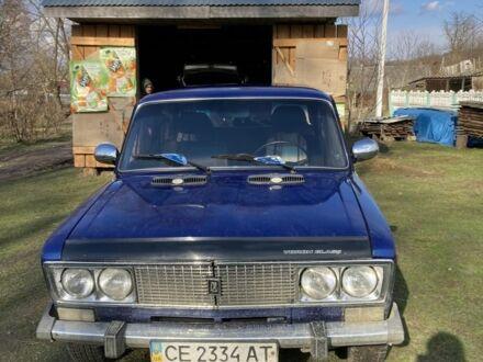 Синий ВАЗ 2106, объемом двигателя 1.3 л и пробегом 250 тыс. км за 1250 $, фото 1 на Automoto.ua