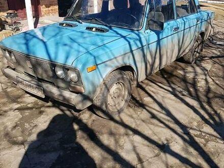 Синий ВАЗ 2106, объемом двигателя 1.5 л и пробегом 29 тыс. км за 1500 $, фото 1 на Automoto.ua