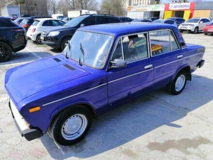 Синий ВАЗ 2106, объемом двигателя 1.3 л и пробегом 32 тыс. км за 683 $, фото 1 на Automoto.ua