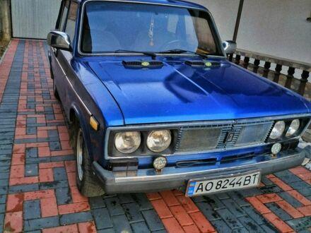 Синий ВАЗ 2106, объемом двигателя 1.5 л и пробегом 1 тыс. км за 1800 $, фото 1 на Automoto.ua
