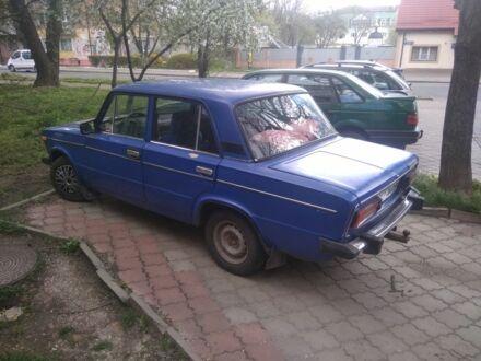 Синий ВАЗ 2106, объемом двигателя 15 л и пробегом 128 тыс. км за 1050 $, фото 1 на Automoto.ua