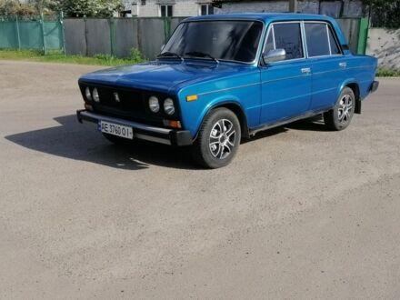 Синій ВАЗ 2106, об'ємом двигуна 1.5 л та пробігом 44 тис. км за 2750 $, фото 1 на Automoto.ua