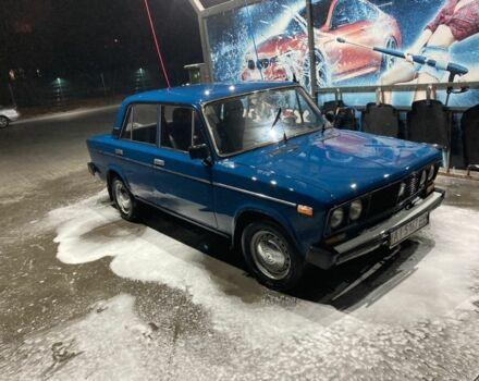 Синий ВАЗ 2106, объемом двигателя 1.57 л и пробегом 233 тыс. км за 2200 $, фото 1 на Automoto.ua