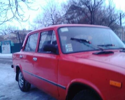 Красный ВАЗ 2106, объемом двигателя 1.3 л и пробегом 100 тыс. км за 1298 $, фото 1 на Automoto.ua