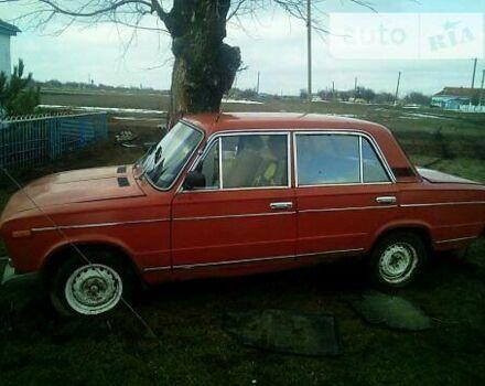 Червоний ВАЗ 2106, об'ємом двигуна 1.3 л та пробігом 7 тис. км за 720 $, фото 1 на Automoto.ua