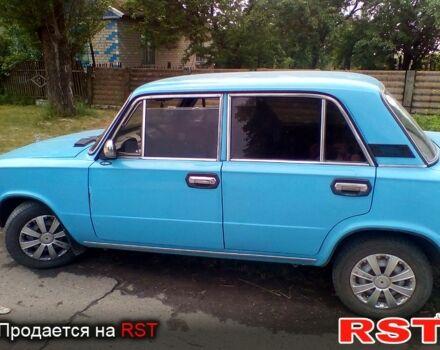 Синий ВАЗ 2106, объемом двигателя 1.3 л и пробегом 3 тыс. км за 1150 $, фото 1 на Automoto.ua