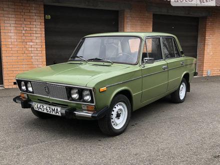 Зелений ВАЗ 2106, об'ємом двигуна 1.6 л та пробігом 82 тис. км за 1500 $, фото 1 на Automoto.ua