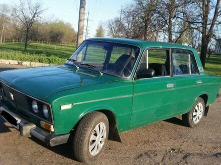 Зелений ВАЗ 2106, об'ємом двигуна 1.3 л та пробігом 1 тис. км за 899 $, фото 1 на Automoto.ua