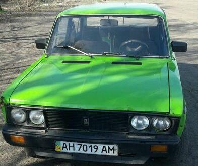 Зелений ВАЗ 2106, об'ємом двигуна 1.3 л та пробігом 1 тис. км за 536 $, фото 1 на Automoto.ua