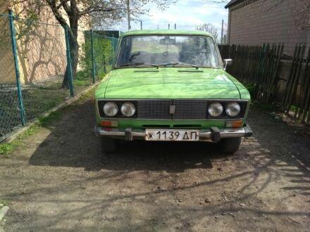 Зеленый ВАЗ 2106, объемом двигателя 1.3 л и пробегом 124 тыс. км за 1200 $, фото 1 на Automoto.ua