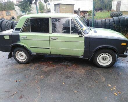 Зеленый ВАЗ 2106, объемом двигателя 13 л и пробегом 250 тыс. км за 900 $, фото 1 на Automoto.ua