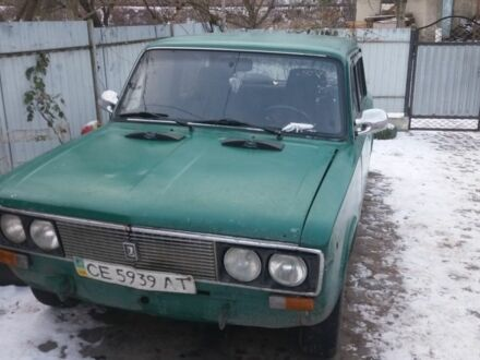 Зеленый ВАЗ 2106, объемом двигателя 15 л и пробегом 280 тыс. км за 870 $, фото 1 на Automoto.ua