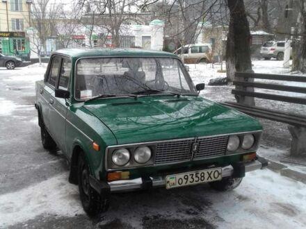 Зеленый ВАЗ 2106, объемом двигателя 1.5 л и пробегом 8 тыс. км за 1044 $, фото 1 на Automoto.ua