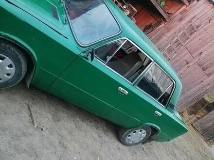 Зеленый ВАЗ 2106, объемом двигателя 1.5 л и пробегом 50 тыс. км за 464 $, фото 1 на Automoto.ua
