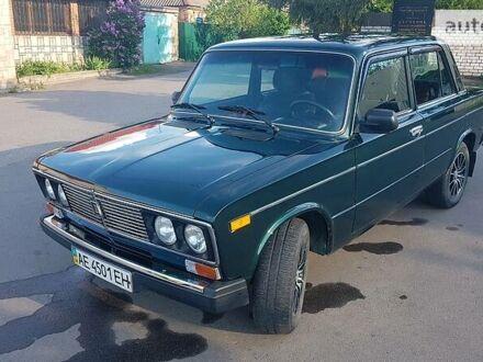Зеленый ВАЗ 2106, объемом двигателя 1.6 л и пробегом 53 тыс. км за 3200 $, фото 1 на Automoto.ua