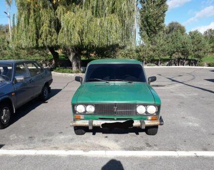 Зеленый ВАЗ 2106, объемом двигателя 1.5 л и пробегом 200 тыс. км за 900 $, фото 1 на Automoto.ua