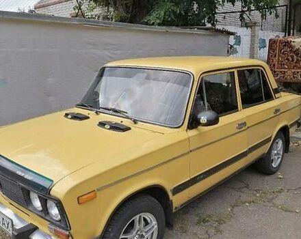 Оранжевый ВАЗ 2106, объемом двигателя 1.6 л и пробегом 25 тыс. км за 1500 $, фото 1 на Automoto.ua