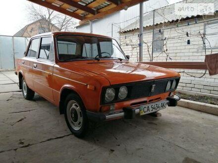 Оранжевый ВАЗ 2106, объемом двигателя 1.5 л и пробегом 111 тыс. км за 1650 $, фото 1 на Automoto.ua