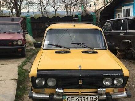 Оранжевый ВАЗ 2106, объемом двигателя 1.6 л и пробегом 200 тыс. км за 800 $, фото 1 на Automoto.ua