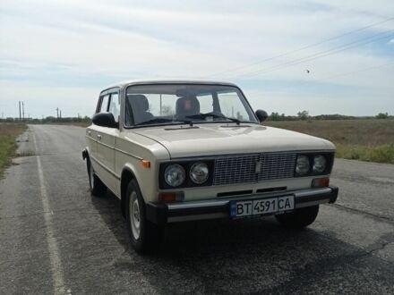 Оранжевый ВАЗ 2106, объемом двигателя 1.3 л и пробегом 84 тыс. км за 1650 $, фото 1 на Automoto.ua