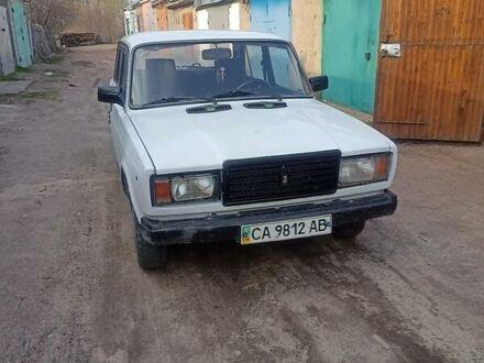 Білий ВАЗ 2107, об'ємом двигуна 1.5 л та пробігом 58 тис. км за 1150 $, фото 1 на Automoto.ua