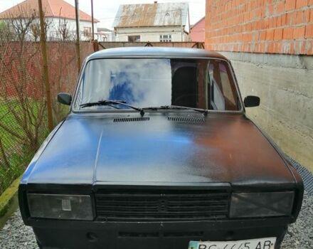 Черный ВАЗ 2107, объемом двигателя 1.3 л и пробегом 1 тыс. км за 799 $, фото 1 на Automoto.ua