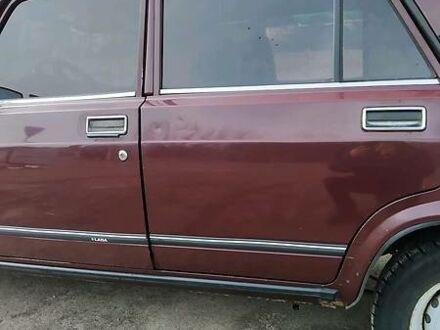 Червоний ВАЗ 2107, об'ємом двигуна 1.5 л та пробігом 106 тис. км за 1999 $, фото 1 на Automoto.ua