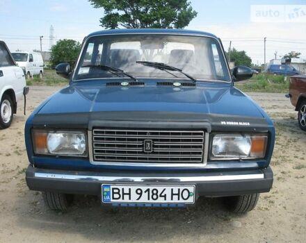 ВАЗ 2107, об'ємом двигуна 1.5 л та пробігом 1 тис. км за 2000 $, фото 1 на Automoto.ua