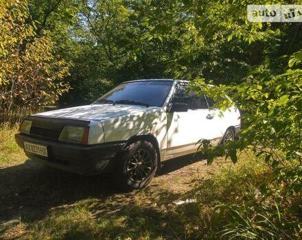 Белый ВАЗ 2108, объемом двигателя 1.3 л и пробегом 11 тыс. км за 1000 $, фото 1 на Automoto.ua