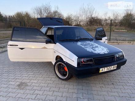 Білий ВАЗ 2108, об'ємом двигуна 1.6 л та пробігом 220 тис. км за 2300 $, фото 1 на Automoto.ua