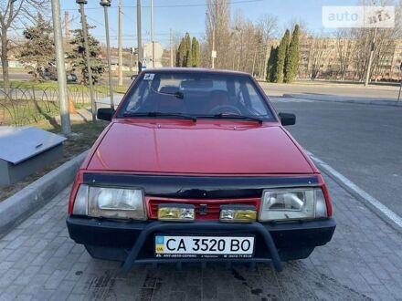 Червоний ВАЗ 2108, об'ємом двигуна 1.3 л та пробігом 107 тис. км за 1550 $, фото 1 на Automoto.ua