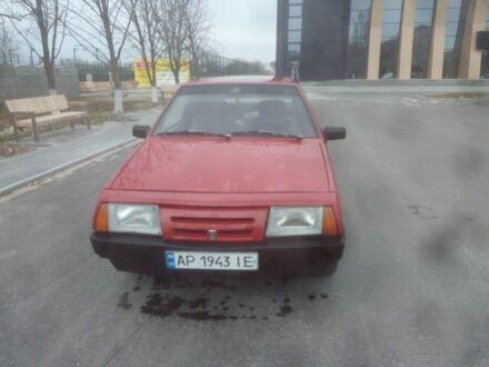 Червоний ВАЗ 2108, об'ємом двигуна 1.5 л та пробігом 12 тис. км за 1650 $, фото 1 на Automoto.ua