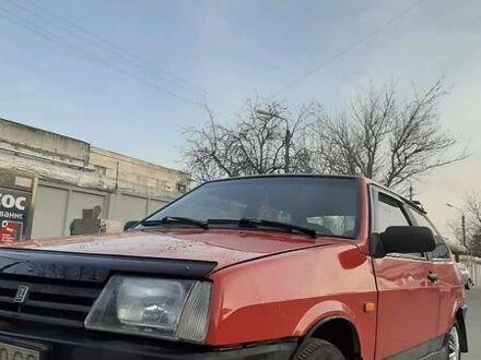 Червоний ВАЗ 2108, об'ємом двигуна 1.5 л та пробігом 10 тис. км за 1800 $, фото 1 на Automoto.ua