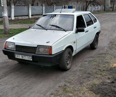 Білий ВАЗ 2109, об'ємом двигуна 1.3 л та пробігом 244 тис. км за 1439 $, фото 1 на Automoto.ua