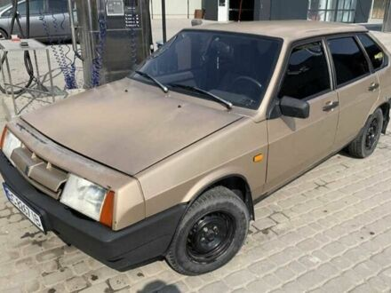 Бежевый ВАЗ 2109, объемом двигателя 1.3 л и пробегом 66 тыс. км за 750 $, фото 1 на Automoto.ua